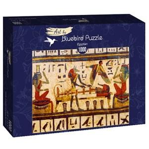 "Bluebird Puzzle (60098) - ""Egyptian"" - 1000 piezas"