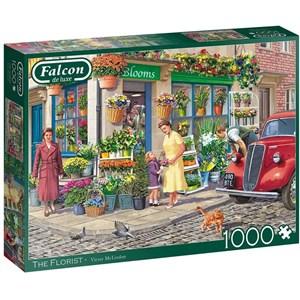"Falcon (11297) - Victor McLindon: ""The Florist"" - 1000 piezas"
