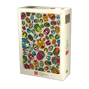 """Deico (76014) - """"Pattern Puzzle"""" - 1000 piezas"""