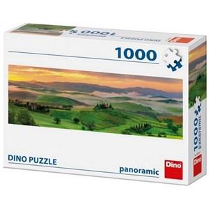 """Dino (54540) - """"Sunset"""" - 1000 piezas"""