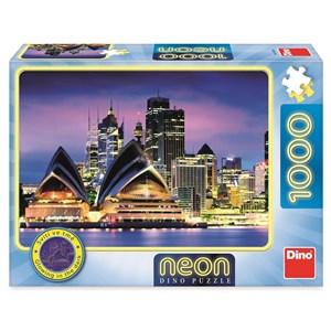 """Dino (54130) - """"Sydney Opera"""" - 1000 piezas"""