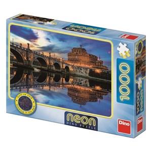 """Dino (54129) - """"Angel Castle"""" - 1000 piezas"""