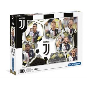 """Clementoni (39530) - """"Juventus"""" - 1000 piezas"""