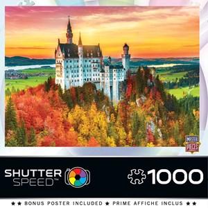 "MasterPieces (71953) - ""Autumn Castle"" - 1000 piezas"