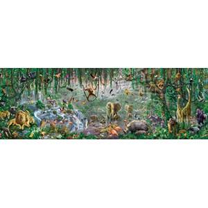 "SunsOut (71610) - Adrian Chesterman: ""African Mural"" - 500 piezas"