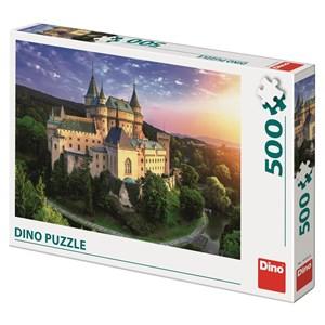 "Dino (50247) - ""Bojnice Castle"" - 500 piezas"