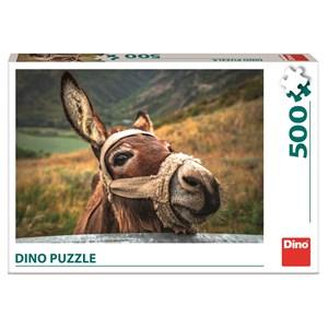 """Dino (50248) - """"Donkey"""" - 500 piezas"""