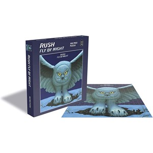 "Zee Puzzle (23452) - ""Rush, Fly by Night"" - 500 piezas"
