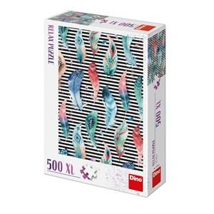 """Dino (51406) - """"Feathers"""" - 500 piezas"""