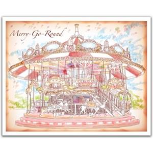"Pintoo (h1545) - ""Merry Go Round"" - 500 piezas"