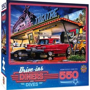 "MasterPieces (31929) - ""Starlite Drive-In"" - 550 piezas"
