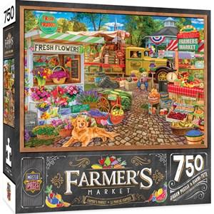 "MasterPieces (31996) - ""Sale on the square"" - 750 piezas"
