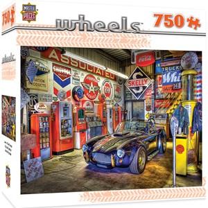 """MasterPieces (31813) - Linda Berman: """"Jewel of the Garage"""" - 750 piezas"""