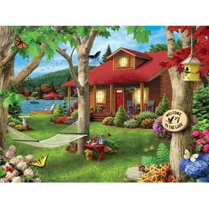 """MasterPieces (31574) - Alan Giana: """"Lakeside Retreat"""" - 750 piezas"""