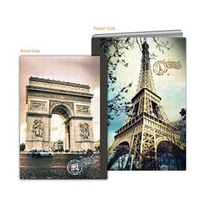 """Pintoo (y1013) - """"Puzzle Cover, France"""" - 329 piezas"""