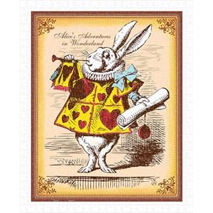 """Pintoo (h1544) - """"Alice's Adventures in Wonderland"""" - 500 piezas"""