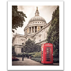 "Pintoo (h1535) - ""St Paul's Cathedral, England"" - 500 piezas"