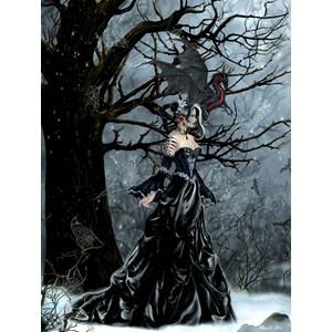 "SunsOut (67734) - Nene Thomas: ""Queen of Shadows"" - 500 piezas"