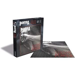 "Zee Puzzle (24653) - ""Pantera, Vulgar Display of Power"" - 500 piezas"