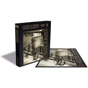 "Zee Puzzle (24967) - ""Guns N Roses, Chinese Democracy"" - 500 piezas"
