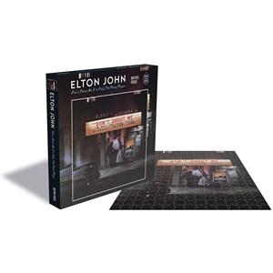 "Zee Puzzle (25151) - ""Elton John, Dont Shoot me I'm Only the Piano Player"" - 500 piezas"