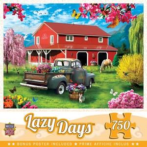"""MasterPieces (32054) - """"A Farm's Alive"""" - 750 piezas"""