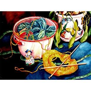 """SunsOut (71046) - """"Let's Knit"""" - 300 piezas"""