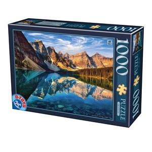 "D-Toys (75765) - ""Moraine Lake, Canada"" - 1000 piezas"