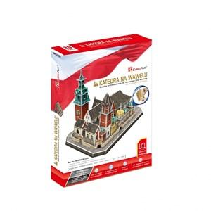"Cubic Fun (mc226h) - ""Wawel Cathedral"" - 101 piezas"