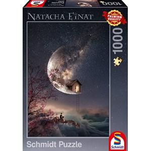 "Schmidt Spiele (59904) - Natacha Einat: ""Dream Whisper"" - 1000 piezas"