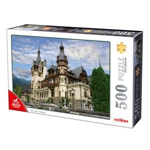"""Deico (61591) - """"Peles Castle"""" - 500 piezas"""