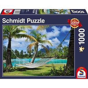 """Schmidt Spiele (58969) - """"Relaxing Time"""" - 1000 piezas"""