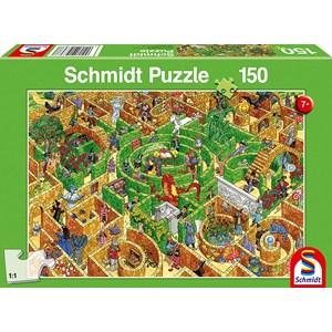 "Schmidt Spiele (56367) - ""Labyrinth"" - 150 piezas"
