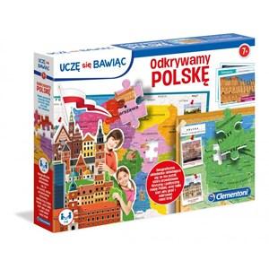 "Clementoni (50021) - ""Poland Map"" - 104 piezas"