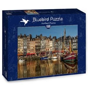 """Bluebird Puzzle (70040) - """"Honfleur, France"""" - 1500 piezas"""