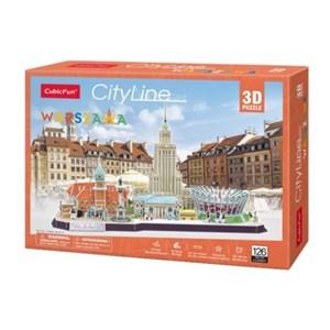 "Cubic Fun (mc271h) - ""Cityline Warsaw"" - 159 piezas"