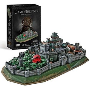 "Cubic Fun (ds0988) - ""Game of Thrones, Winterfell"" - 430 piezas"