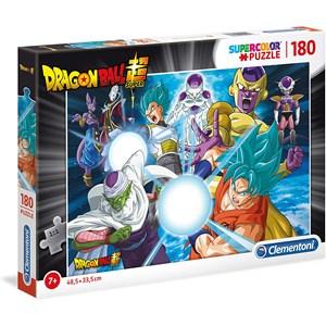 "Clementoni (29762) - ""Dragon Ball"" - 180 piezas"