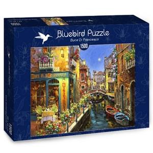 "Bluebird Puzzle (70059) - ""Buca Di Francesco"" - 1500 piezas"