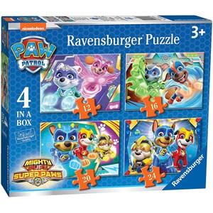 """Ravensburger (03029) - """"Paw Patrol"""" - 12 16 20 24 piezas"""