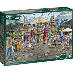 "Jumbo (11320) - Fiona Osbaldstone: ""Covent Garden"" - 500 piezas"