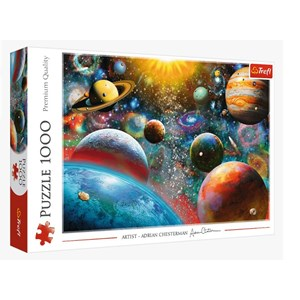 "Trefl (10624) - ""Universe"" - 1000 piezas"