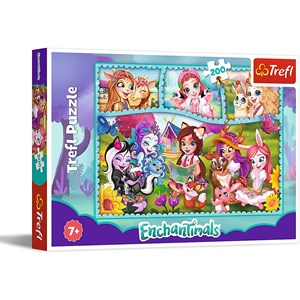 "Trefl (13261) - ""Enchantimals"" - 200 piezas"