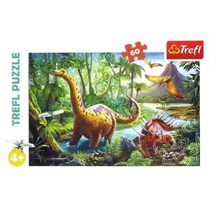 """Dino (17319) - """"Dinosaurs"""" - 60 piezas"""