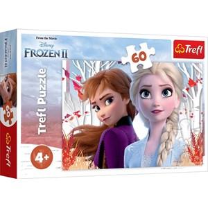 "Trefl (17333) - ""Frozen II"" - 60 piezas"