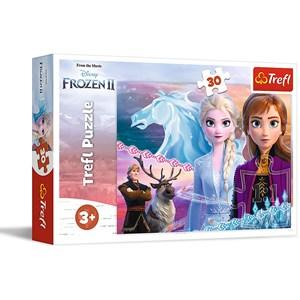 "Trefl (18253) - ""Frozen II"" - 30 piezas"