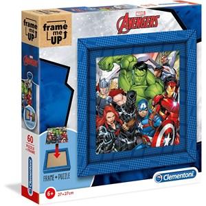 "Clementoni (38801) - ""Marvel Avengers"" - 60 piezas"