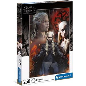 "Clementoni (29057) - ""Game of Thrones"" - 250 piezas"