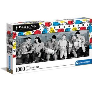 """Clementoni (39588) - """"Friends"""" - 1000 piezas"""