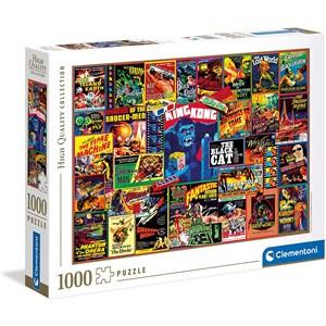 """Clementoni (39602) - """"Thriller Classics"""" - 1000 piezas"""